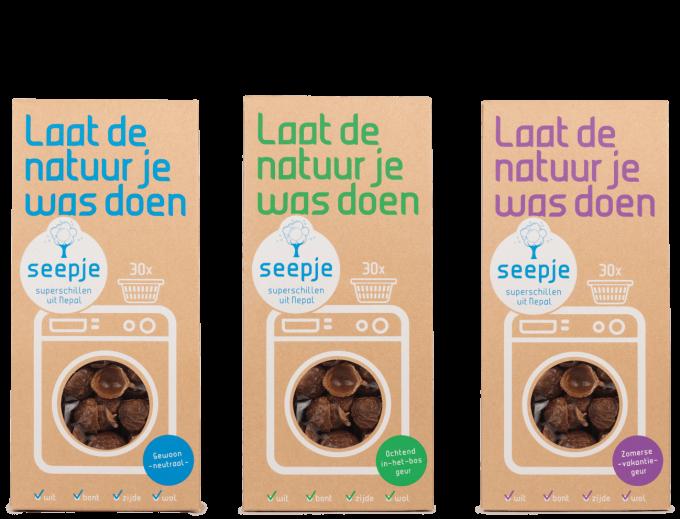 Promo 'Le meilleur des coques Seepje'